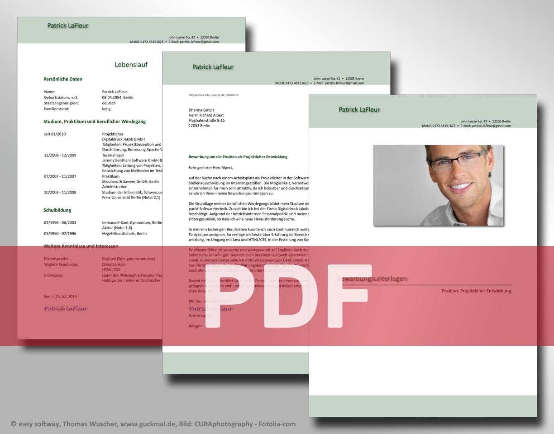 Bewerbung Deckblatt Vorlage 3 Online Bewerbung Fehler