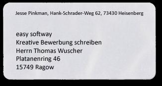 Wie Beschrifte Ich Einen Din A4 Briefumschlag