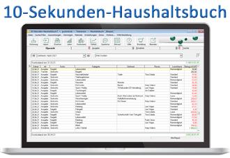 Haushaltskasse-Software