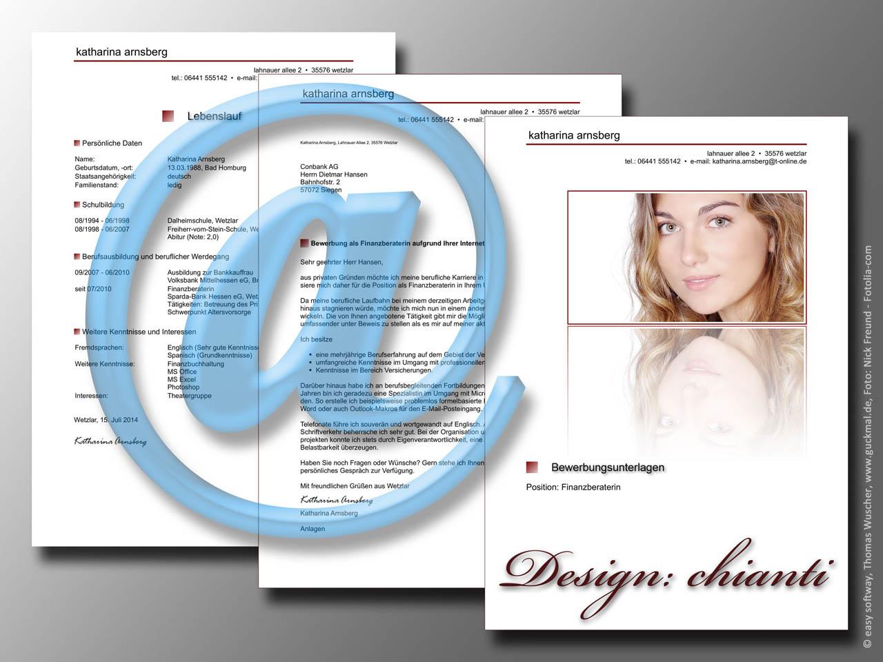 online bewerbung - Wie Sieht Eine Online Bewerbung Aus