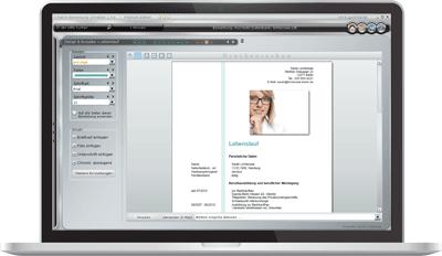 Software Kreative Bewerbung schreiben